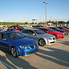 Cars &amp; Coffee Dallas 09-26-09 : 