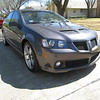 2009 Pontiac G8 GT - Magnetic Gray Metallic - March 1, 2009