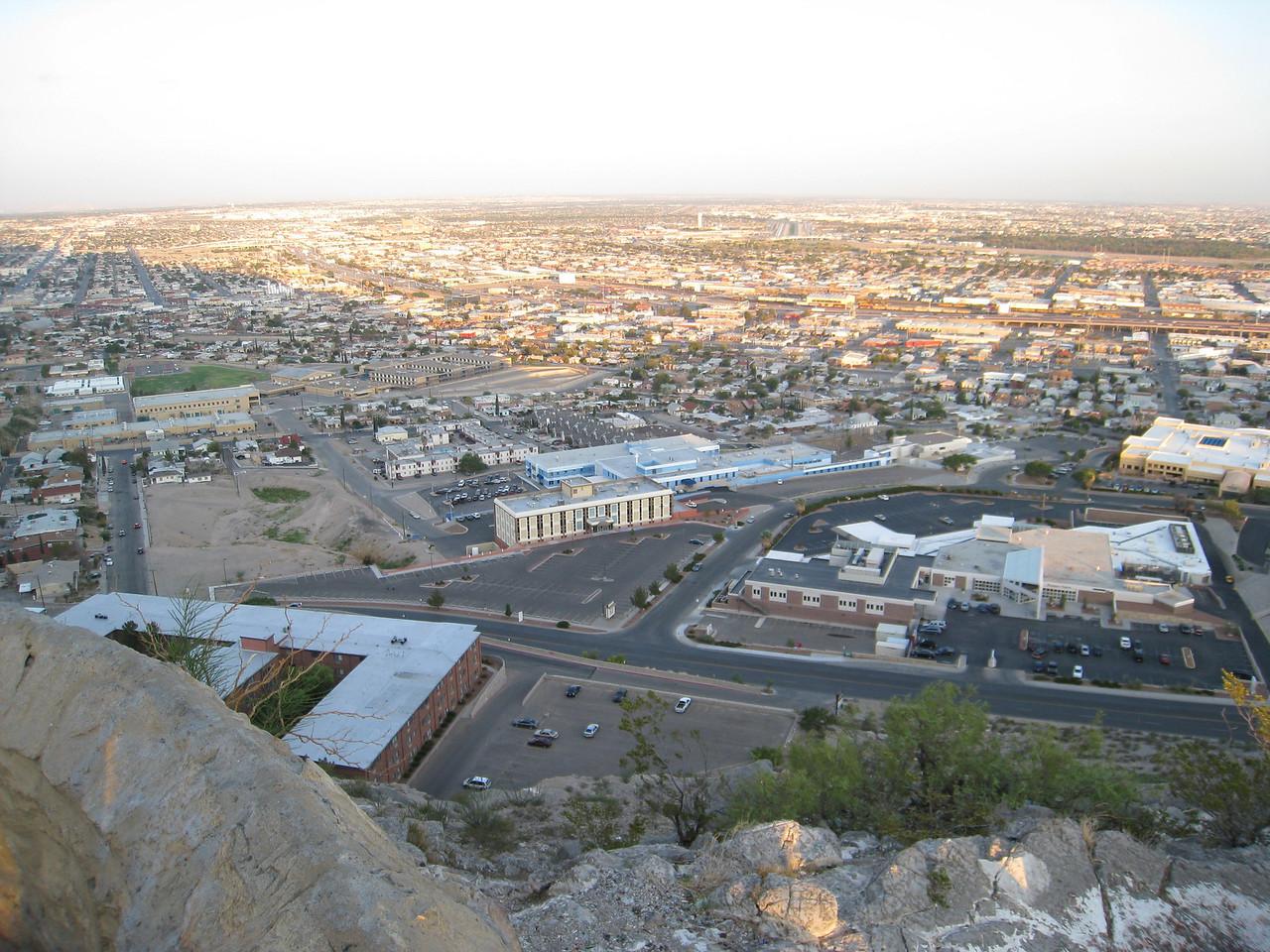 20yr Coronado High School Reunion El Paso Trip - Redwood